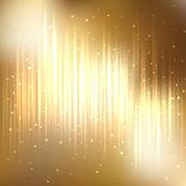 Hellen Partikel auf der Hintergrund jedoch unscharf — Stockvektor
