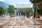 Temple Linh Ung Pagoda Vietnam Danang — Stock Photo