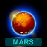 Постер, плакат: Planet mars
