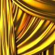 Gold fabric — Stock Photo #69974969