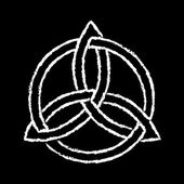 Triquetra — Stok fotoğraf