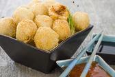 Katsu Chicken Balls — Stockfoto