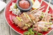 Kushiyaki — Stock Photo