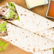 Grilled Beef Wraps — Stock Photo #59117809