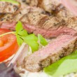 Grilled Beef Wraps — Stock Photo #59118965