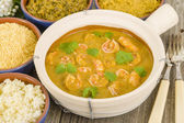 Moqueca de Camarao — Stock Photo