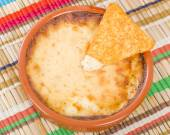 Baked Cheese — Stock Photo