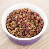 Szechuan Peppercorns — Stock Photo