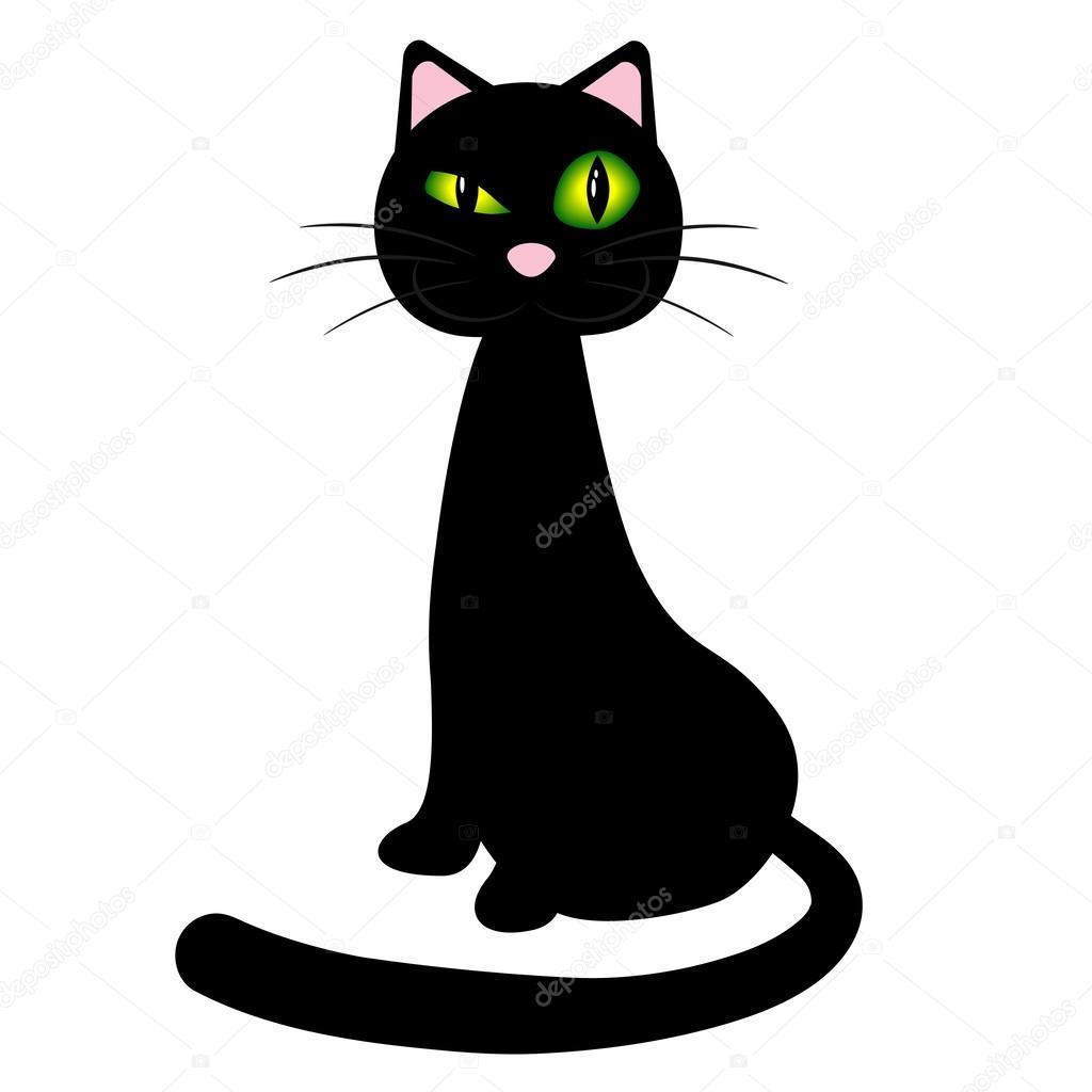 黑猫— 图库矢量图像08 ferdiperdozniy #53962047
