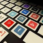 Social Media — Stock Photo #56001719
