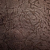 Tooled leather floral pattern background — Stock Photo
