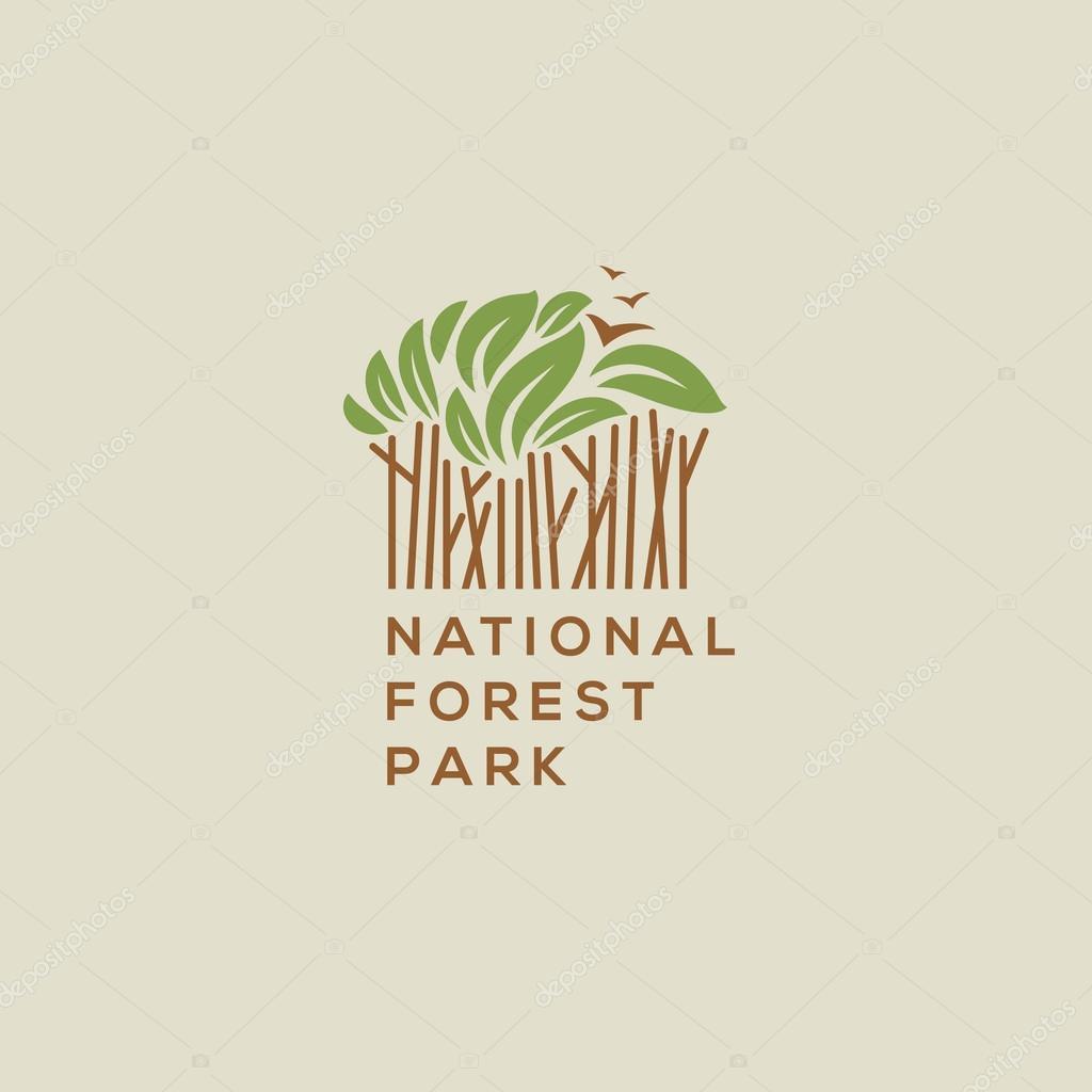 Brand new: new logos for national par