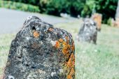 Old Ruined Stone Walls — Stock Photo