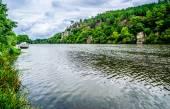 A Beautifull superior lake — Stock Photo