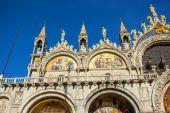 Dettaglio architettonico di San Marco Cathedral — Foto Stock