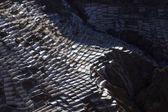 盐池,马拉斯,库斯科,秘鲁的视图 — 图库照片
