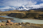 Torres del paine national park, patagonië, chili — Stockfoto