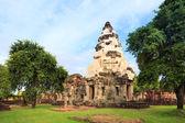 Prasat Pha Nom Wan, pedra antiga na Tailândia — Fotografia Stock