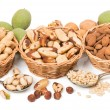 assorted nuts — Stock Photo #51899697