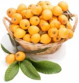 loquat fruit — Stock Photo