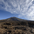 View of craters Narices del Teide and Pico Viejo, Tenerife.  — Stock Photo #64930285