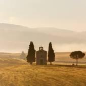Chapel in Tuscany — Stock Photo