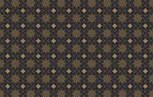 Ethnic pattern. Abstract kaleidoscope fabric design — Stock Photo