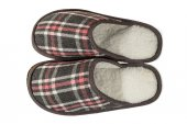Men's slippers — Photo