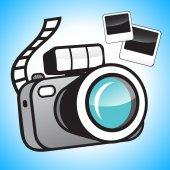 Película tira y video films — Stockvector