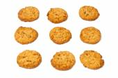 Anzac biscuits biscuits — Stock Photo