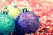 Bola de Navidad Vintage — Foto de Stock