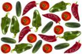 Sebze arka plan — Stok fotoğraf