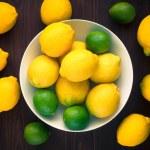 Limes and lemons — Stock Photo #69511173