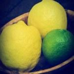 Limes and lemons — Stock Photo #69511199