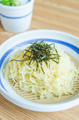Soba noodles — Stock Photo