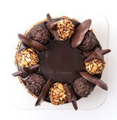 Chocolate cake — Photo