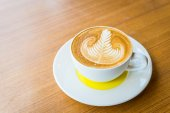 Caffè latte — Foto Stock