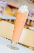 Ice thai tea — Stockfoto