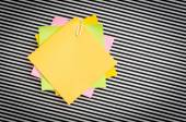 Magnet paper note — Stock Photo