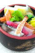 Sashimi — Stockfoto