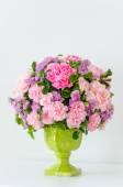 Bouquet in vaso — Foto Stock