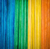 Colorful wood — Stock Photo