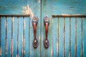 Door knobs — Stock Photo