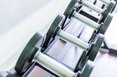 Gym equipment — Photo