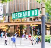 Street sign — Stock Photo