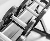 Gym equipment — Stock Photo