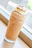 Mocha coffee frappe — Stock Photo