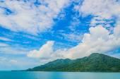 тропический океан — Стоковое фото