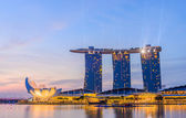 Marina Bay Sands — Stockfoto