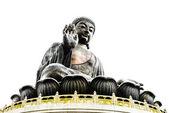 Buddha in hong kong — Stock Photo